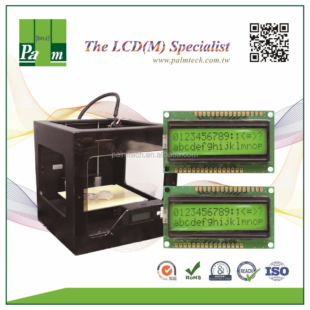 1602 LCD display module Blue YG Character LCM 16X2
