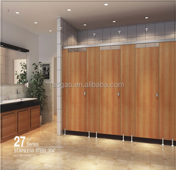 Hpl Compact Bathroom Partition