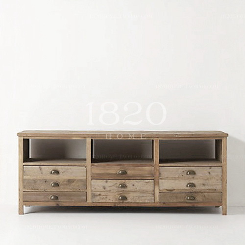 Get Quotations 1820 French Exports Of Solid Wood Furniture Country American Old Tv Cabinet