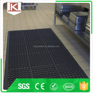 heavy duty rubber ring mat deck rubber mat