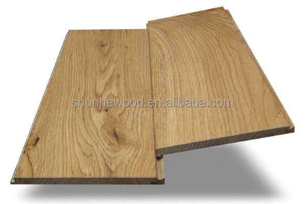 Top Class Scs Certified Luxury Solid Parquet Wood Flooring For Sale