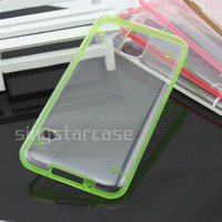 Four points luminous PC+TPU Case for Samsung GALAXY S5/I9600 wireless accessories