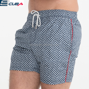 1cbeea2065 Custom sublimation printing design your own fashion mens 100% polyester  beach wear swimming drifting shorts