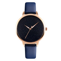 latest girls watches leather wristwatches clock women imported watches china