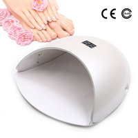 Hotsale Rechargeable Electric Led Uv Curing Lamp For Nails
