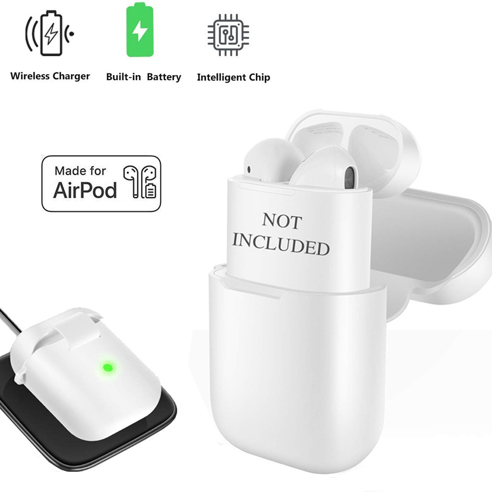 Qi Standard Wireless Charging Case For Apple Airpod - Buy
