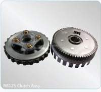 Motorcycle Engine Parts Clutch RB125 Clutch Assy.