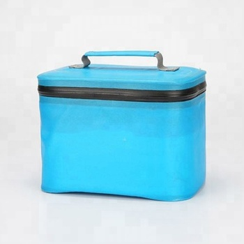 water resistant Leak proof Lunch bag with hard liner 44c29edc53e5