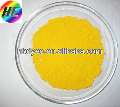 Cationic Brill Yellow X-10GFFas basic dyes color powder