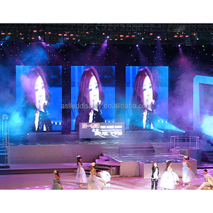 led stage screen p5 p6 indoor & outdoor led screen video wall hg display panel