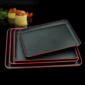 plastic fast food tray, cup holder tray