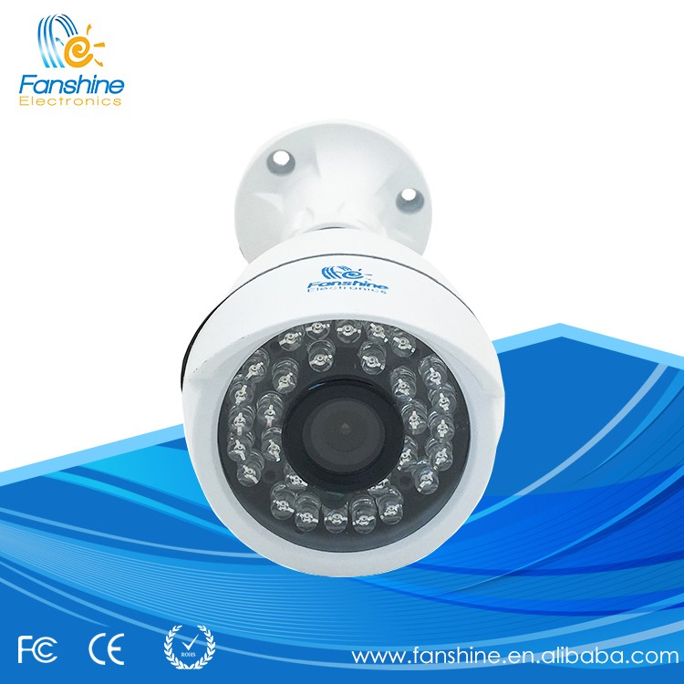 CE FCC ROHS Certificates AHD Camera OEM 1080P Night Vision Action CCTV Camera