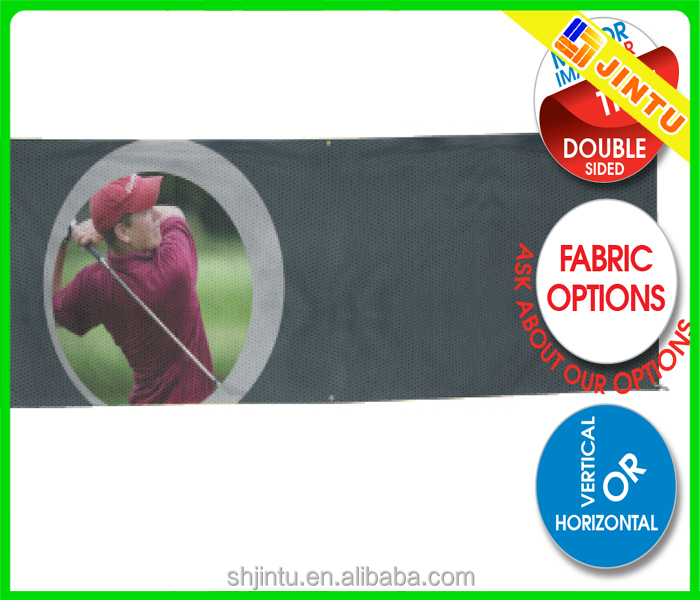 eco friendly foldable hand display banner