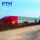 Hot sale Free-design Prefab house for warehouse/hotel/plant prefabricated