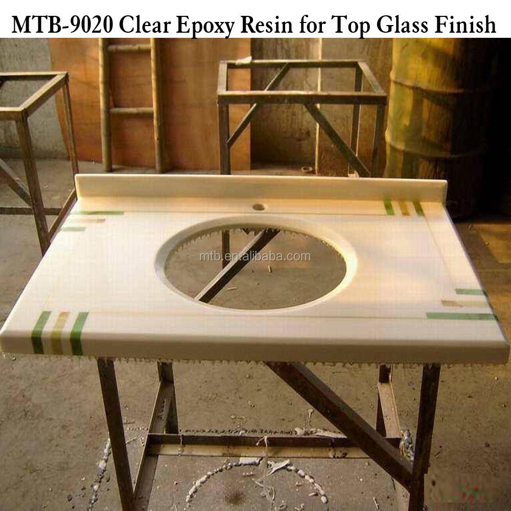 Efecto barniz de madera mesa con vidrio adhesivos y for Mesa de madera con vidrio