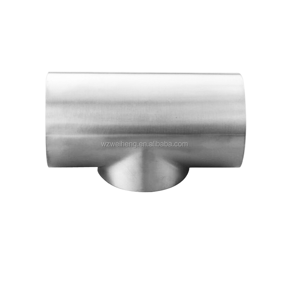 Stainless Steel SS304 Y type tee  Degree Pipe Fittings