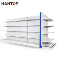 Cheap price shopping mall display shelf gondola racks HAN-SS8 4790