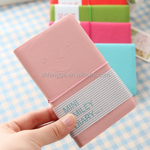 Top Quality Wholesale Fashion A5 Lady Notebook