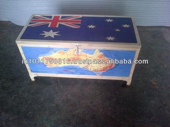 Metal Storage Box - Buy Blanket Storage Boxes,Bedroom Storage Box,Boot  Storage Box Product on Alibaba.com