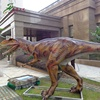 High quality electronic dinosaur statue for Jurassic theme park