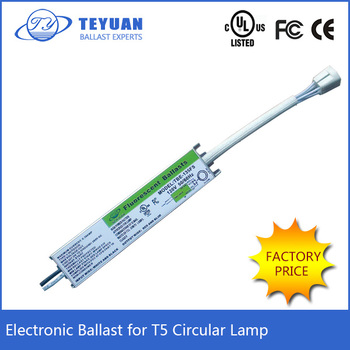 ul ce t5 electronic ballast 32w for circular fluorescent. Black Bedroom Furniture Sets. Home Design Ideas