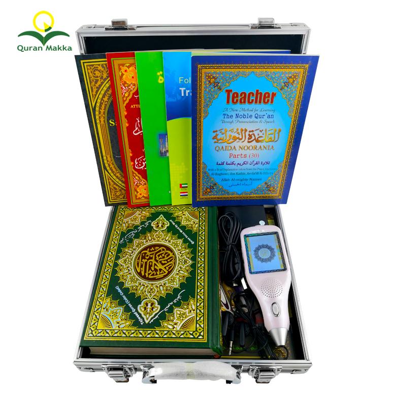 Factory Price Holy Digital Quran Read Pen LCD Display Screen Koran Reader Coran Talking Reading Gift For Adults Kids Learning фото