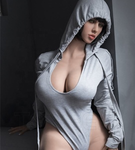 163cm Fat Woman Big Tits Female Sex Doll Silicone Sex Dolls for Men 3 Holes Sex