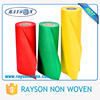 100% polypropylene spunbond nonwoven fabric felt roll for oversea