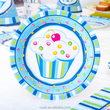 High Quality Prince Ice-cream party set birthday party set theme party decoration set