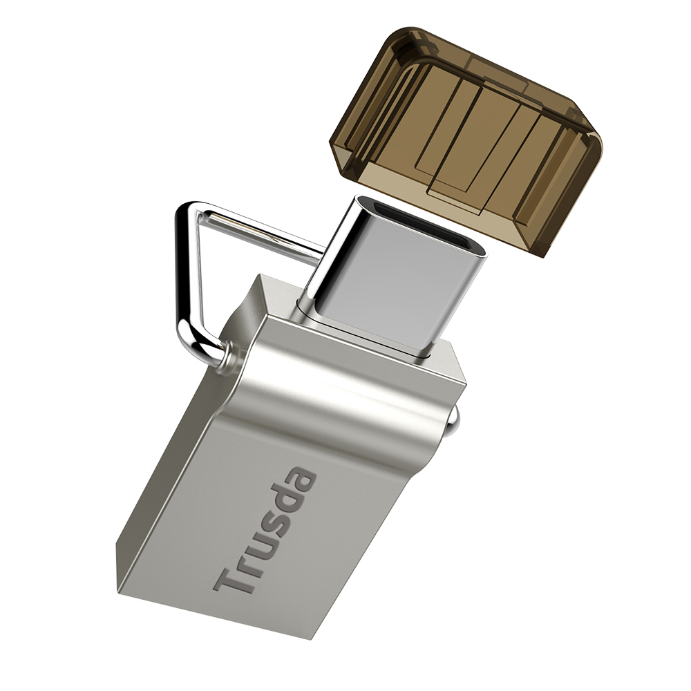 Type-C/USB 3.1 64GB Flash Drive USB C Memory Stick for Type C Smartphone&Tablet