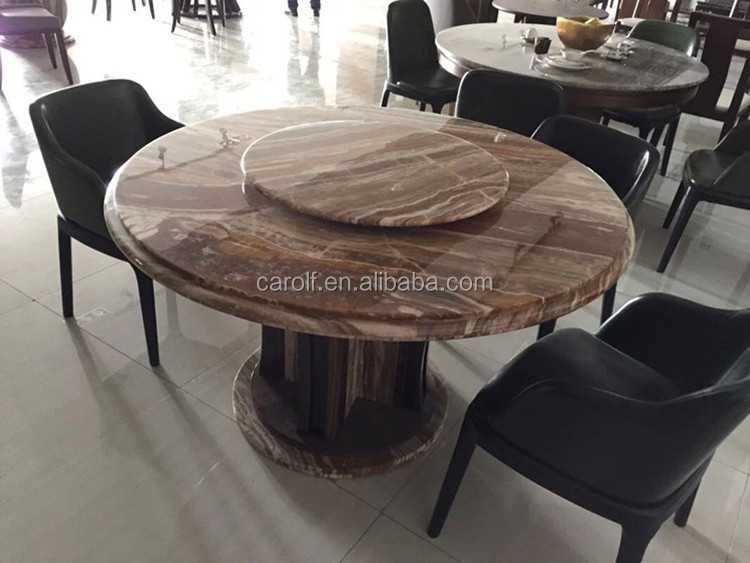 Alibaba express turquie ronde marbre rotation table for Table 6 km turquie