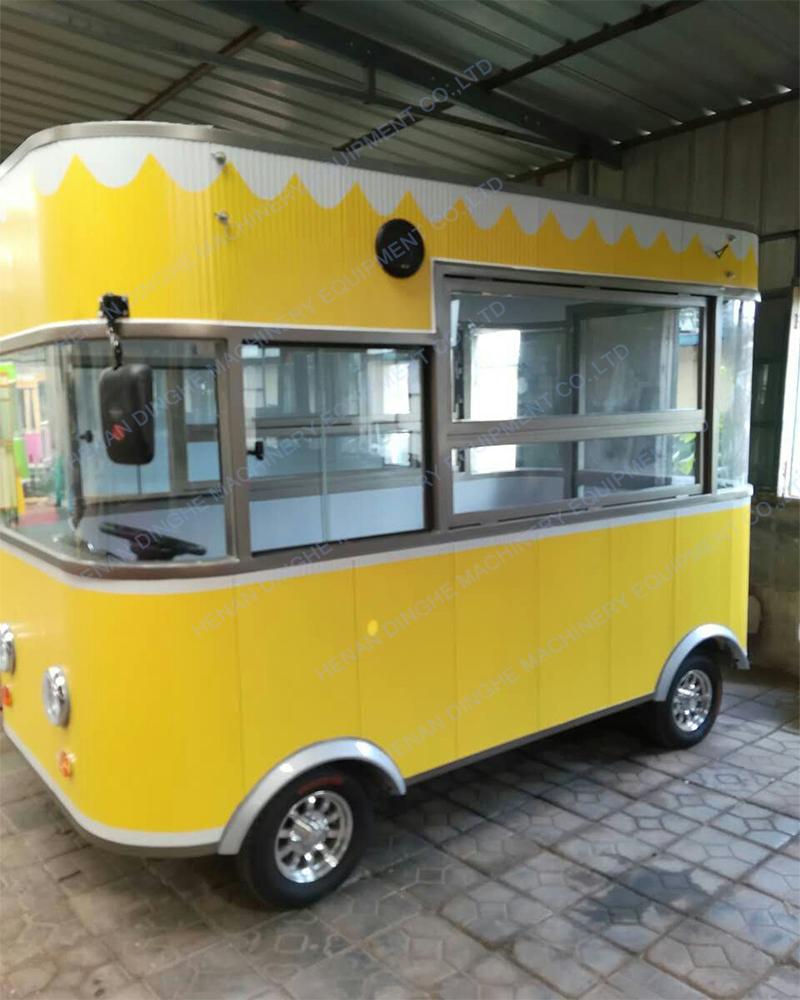 Venta de carros de alimentos desayuno cami n de comida for Carritos con ruedas para cocina