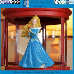 custom mini fairy figurines wholesale/cartoon characters small mini plastic  fairy figurines/custom plastic pvc fairy figurines