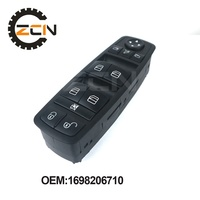 Auto Parts Power Master Window Switch OEM 1698206710 For Mercedes Benz W169 W245 A/B Class