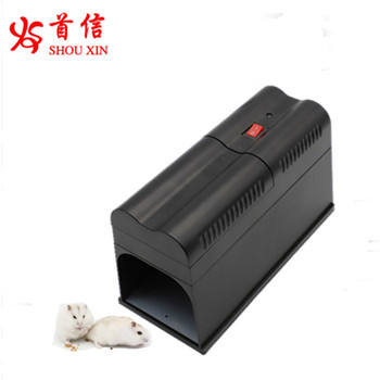 Rodent control trap electronic zapper electronic rat killer