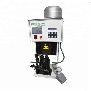 1.0 brass terminal crimping machine