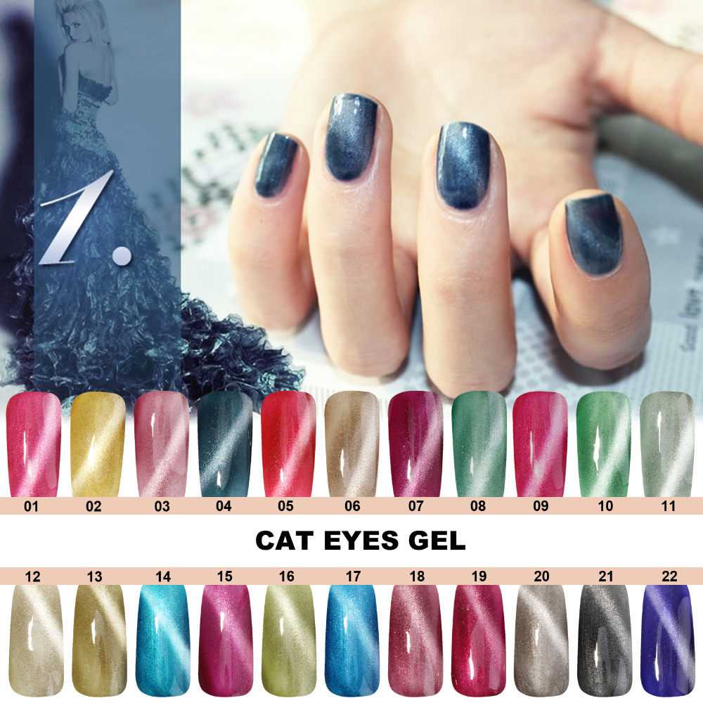 Gel Polish Cat Eye, Gel Polish Cat Eye Suppliers and Manufacturers ...