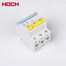 New Products High quality Miniature 3P miniature circuit breaker