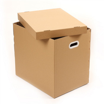 Plastic Carry Handle Carton Box For Heavy Package Corrugated Carton - Buy  Large Corrugated Box For Removing House,Extra Large Hard Thick Moving