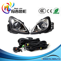 Original Style Auto Fog Light For Nissan March 2015 Series