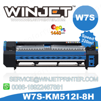 Mesh Storage Ditty konica solvent printer for Travel amp; konica W7S KM512/1024 Activity