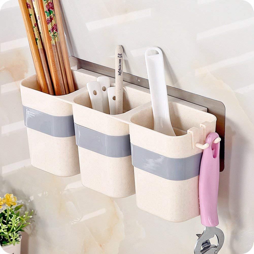 CoCocina Cutlery Racks Storage Box Water Filter Rack Flatware Drying Rack Cutlery Holder For Kitchen Countertop Rack Basket Wash Cloth Toilet Soap Shelf Organizer Kitchen Gadgets Accessoriesne