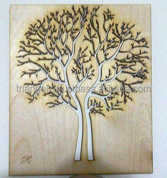 Laser Cut Wooden Tree Buy Laser Cut Wooden Christmas