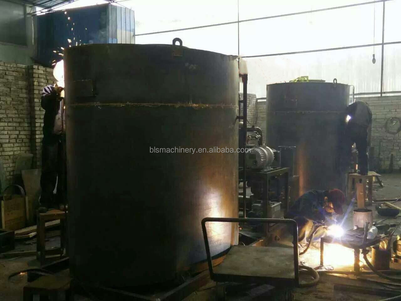 15000L/h Transformer Oil Double Stage Vacuum Dehydration Degassing Filtration Machine