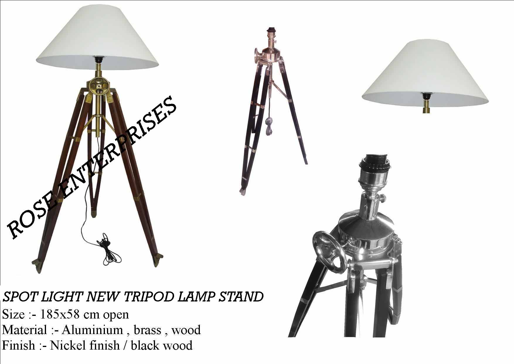 nautical tripod lamp stand nautical tripod lamp stand suppliers