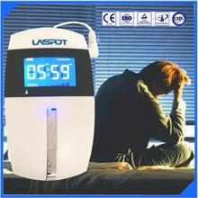 Overcoming Insomnia and Sleep Problems Sleep aid device--Cranial electronic stimulatior CES