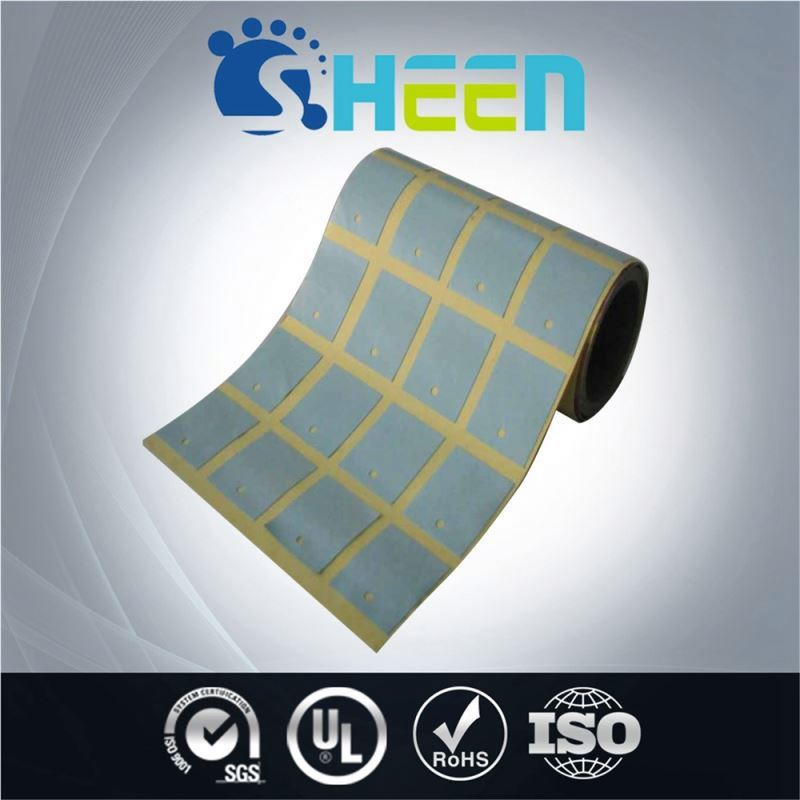 Flexible Fiberglass Thermally Silicone Insulator For Power Supply