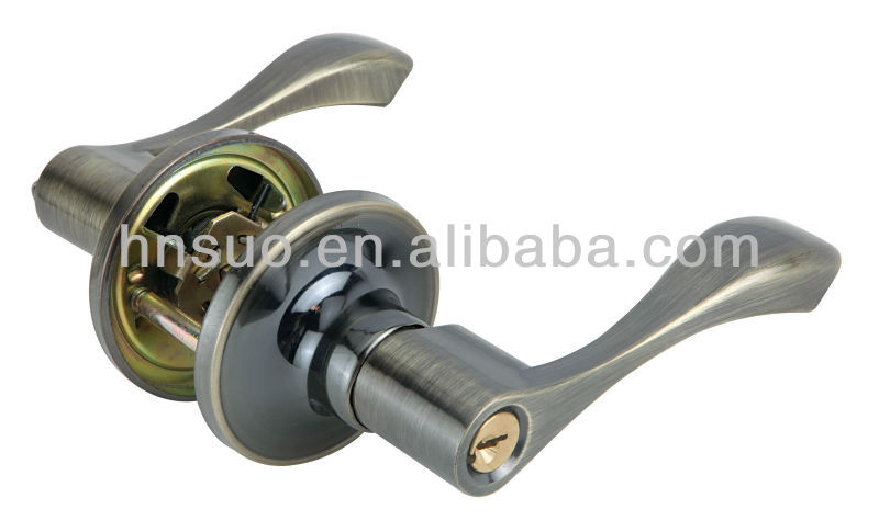 high quality tubular lockset types three lever locks