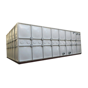 storage hot and cold water fiber glass tank