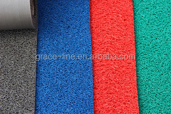 122x12m PVC Plstic Carpet With Firm Backing Rolls for Flooring